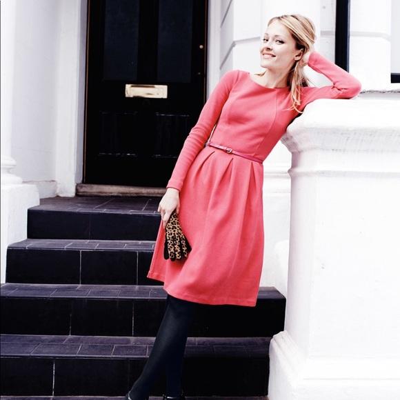 Boden Dresses Lindsey Ponte Dress Poshmark